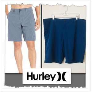 Hurley Phantom Navy Walking Shorts